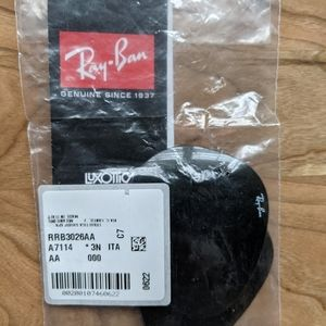 Ray-Ban Genuine OEM Replacement G15 58mm Lenses
